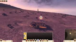 Rome 2 Total War Silver Shield Pikemen vs Foot Companions