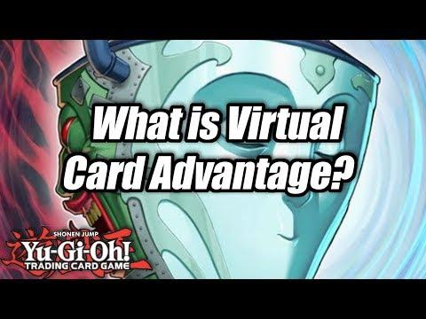 Yu-Gi-Oh! What is Virtual Card Advantage?