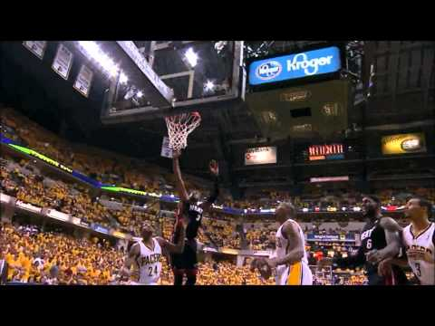 LeBron James mix - Road to finals (2012 NBA Playoffs highlights) 1080p HD
