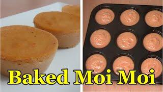 Baked Nigerian Moi Moi | All Nigerian Recipes
