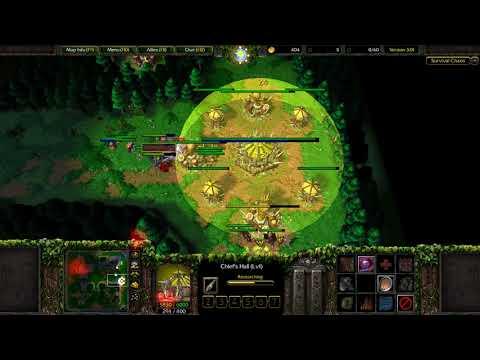 WarCraft 3 Survival Chaos #60