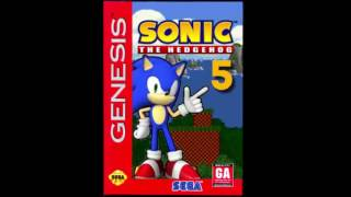 Sonic The Hedgehog 5 | Extra Zone | Lost Castle (remix) | Fan OST