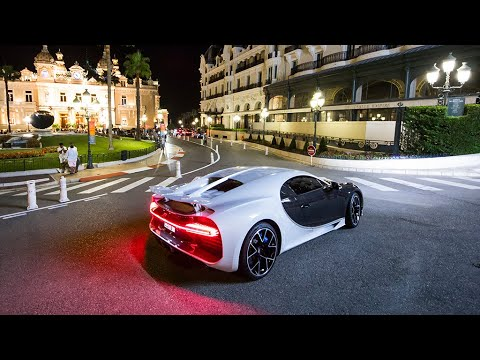X12 Bugatti Chiron - Accelerations, Start Up, Details And More!!