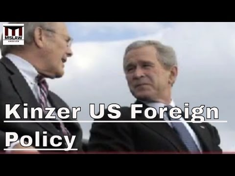 American Foreign Policy During The Cold War And The Iraq War-  The Dulles Brothers and George Bush
