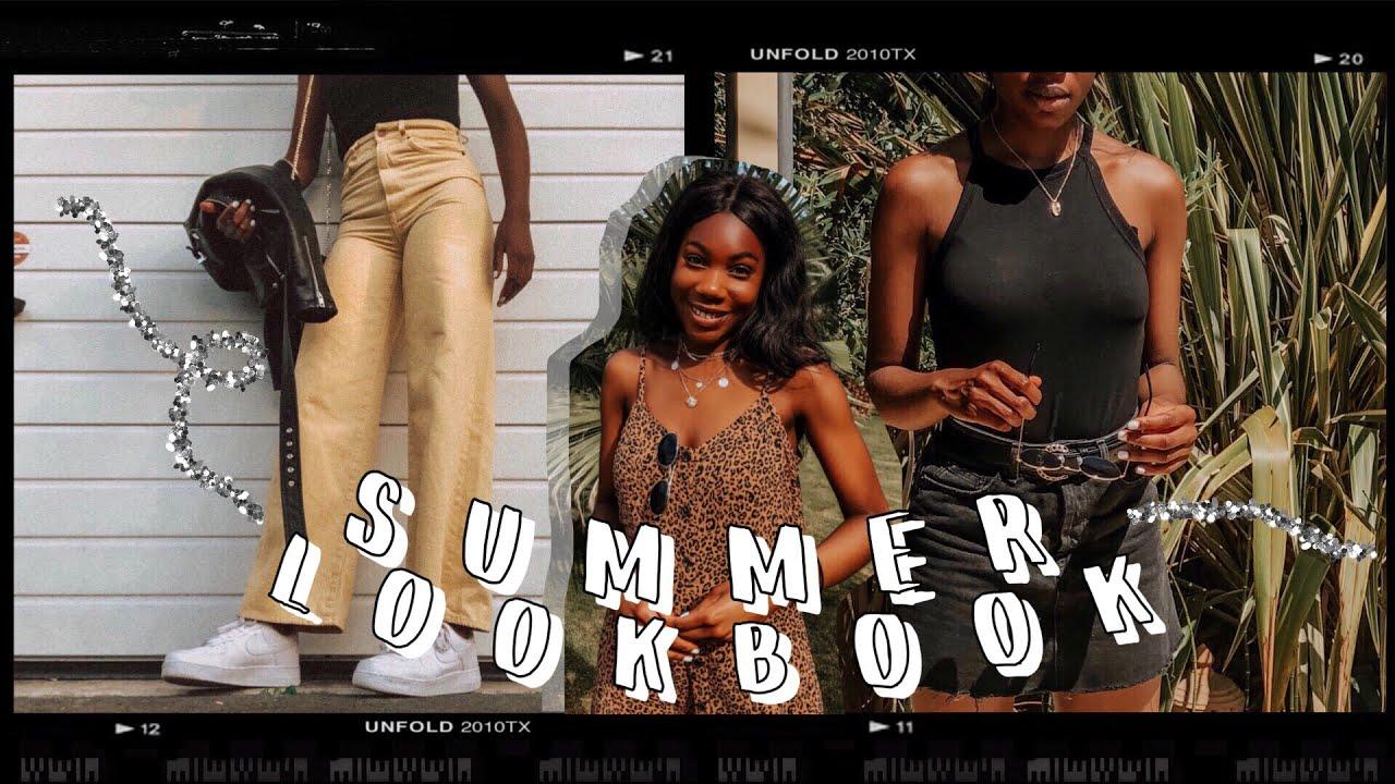 summer lookbook 2019 // outfit ideas 9