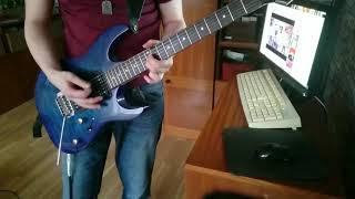 The Cranberries - All Over Now, Guitar cover