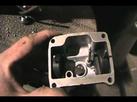 How to clean snowmobile carbs and  fuel problems Davidsfarmison[bliptv]now