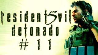 Resident Evil 5 Detonado - Marshlands - 11