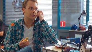 Телефонные развлечения в отделении - Копы на работе - 1 сезон