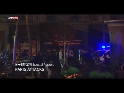 Special Report: Paris Attacks Aftermath & Manhunt