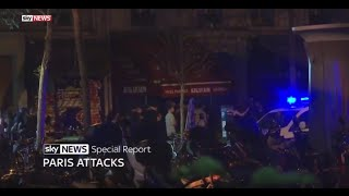 Special Report: Paris Attacks Aftermath & Manhunt