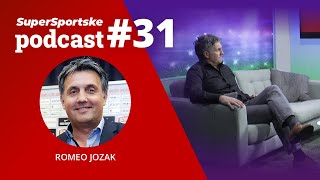 Romeo Jozak // SuperSportske Podcast #31