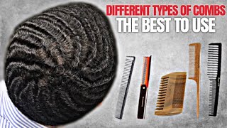 360-waves-amp-beards-different-types-of-combs-to-use-best-for-hair