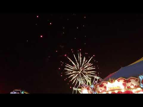 West alexander fair 2018 fireworks