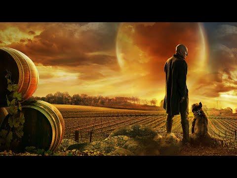 Star Trek Picard - Official Trailer (rus, AlexFilm)