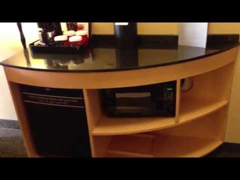 Cambria Suites Hotel Room Review In Appleton, Wisconsin