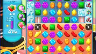Candy Crush Saga SODA Level 970 CE