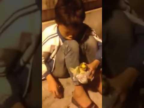 Bỏ nhà đi bụi 10 tháng vì bị mẹ đánh