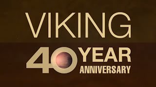 VIKING: 40 Year Anniversary - Mission To Mars