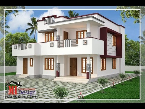 House Plan Elevation House Design 3d View Kerala Traditional