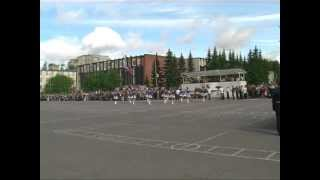 Выпуск ВФЭА 2009 г. (54 взвод 2 батальона - 109 выпуск) - ч. 3.VOB