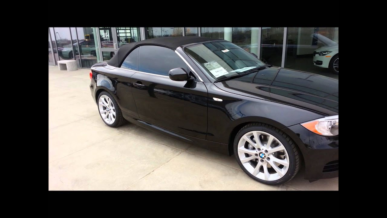 bmw 135i convertible sport package 2013 youtube