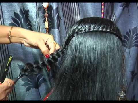 Siga singaaram-9 (Hair style videos by eenadu.net)