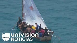 No habrá más residencia automática para cubanos que llegan a EEUU sin visa
