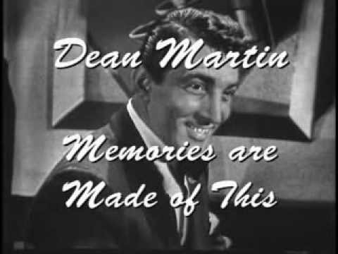 Dean Martin - Memories Are Made of This (Video Collection)