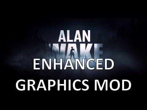 alan wake enhanced graphics