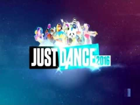 Just Dance 2016 Song List, Menu (Wii)