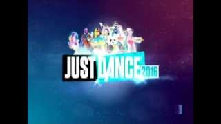 Just Dance 2016 Song List, Menu (Wii)