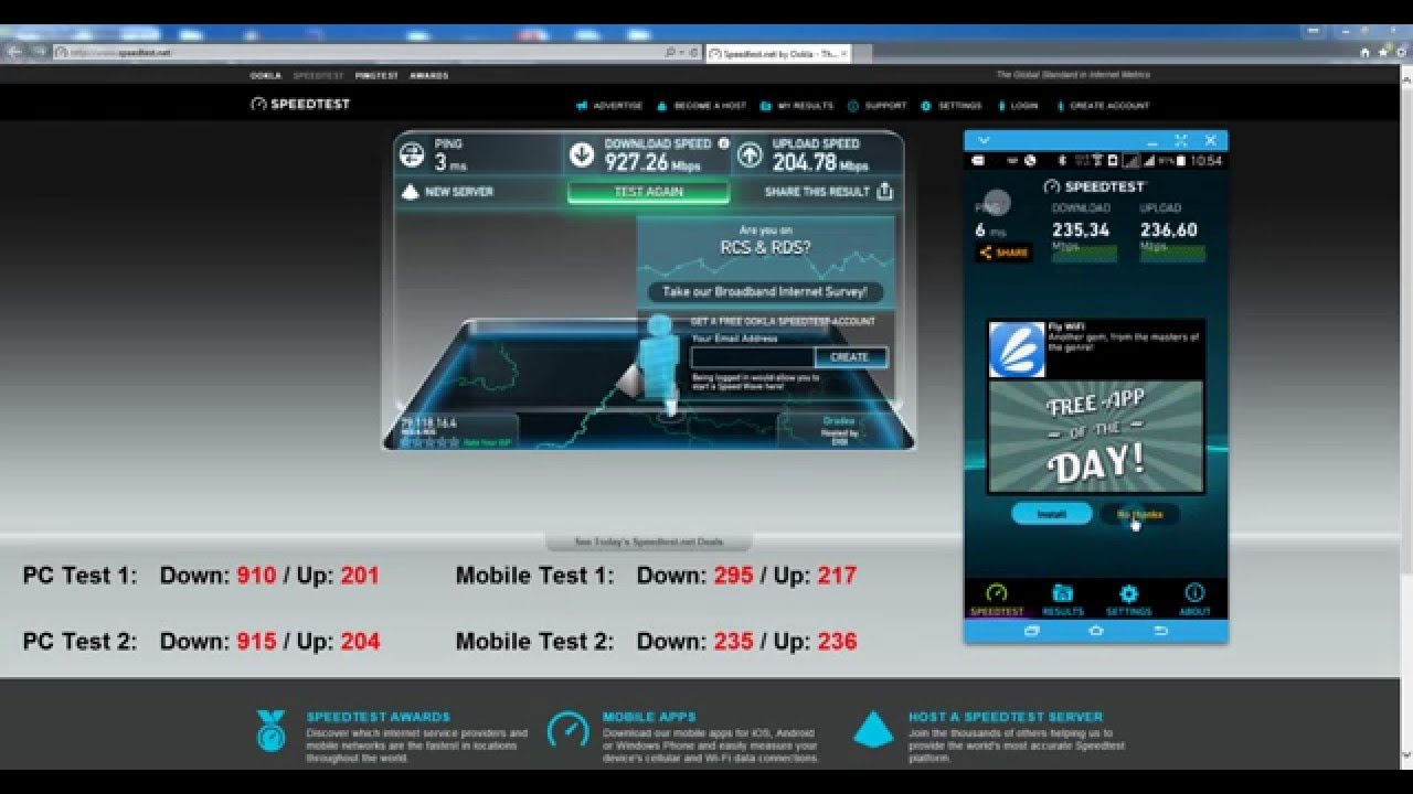 Speed test free download for pc.