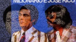 Milionário e José Rico - Sonhei com Você