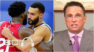 Philadelphia 76ers, Utah Jazz can both reach NBA Conference Finals - Tim Legler | SC with SVP