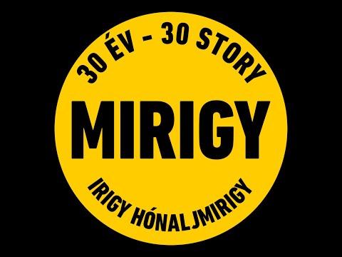 Irigy Hónaljmirigy 30 év 30 Story: Laci első dobfelszerelése thumbnail