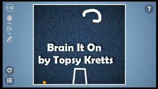 brain it on level 176