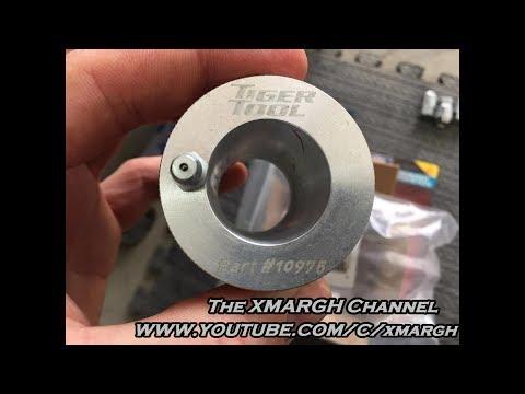 Tiger Tool 44mm Wheel Bearing Greasing Tool Review Polaris RZR XP 1000