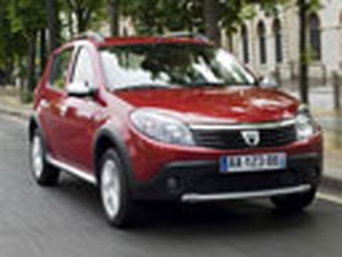 Dacia Sandero Stepway 2009 Barcelona Auto Show Edmunds Youtube