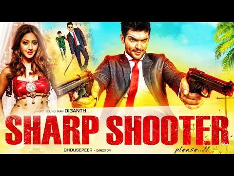 New South Indian Full Hindi Dubbed Movie | Shooter (2018) | Hindi Dubbed Movies 2018 Full Movie