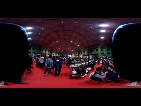 Magic the Gathering Grand Prix Beijing 2016 (#360video)