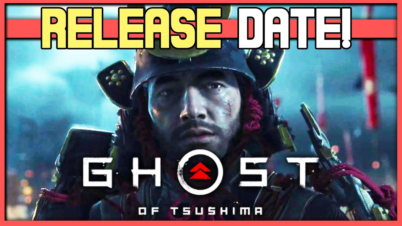 Release Date Updates For The Last of Us Part II, Ghost of Tsushima