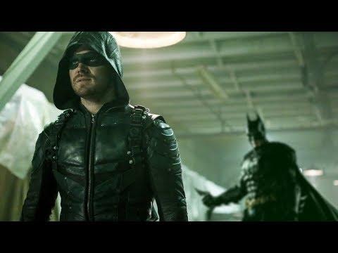 CW's Arrow -