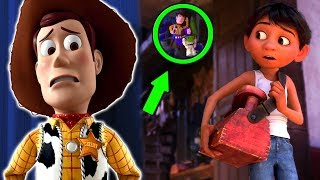 15 References to Toy Story in OTHER Disney Movies