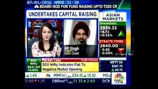 mr hp singh speaks with cnbc regarding companies fundraising and growth plans and much more
