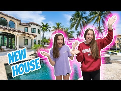 EMPTY HOUSE Tour Of Our NEW HOUSE! Its R Life