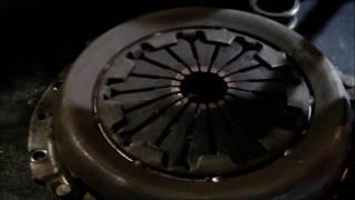В Garage: Замена сцепления на гранте с тросовой КПП