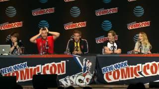 RWBY New York Comic Con 2016 Panel