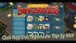 Pokemon:Event Ngon Chưa Kìa,Lại Vào Top 1x Liên Oy|Event Và Thời Tiết 23/06/2018