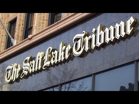 Will the Mormon Church Take Over The Salt Lake Tribune, Silencing an Independent Voice?